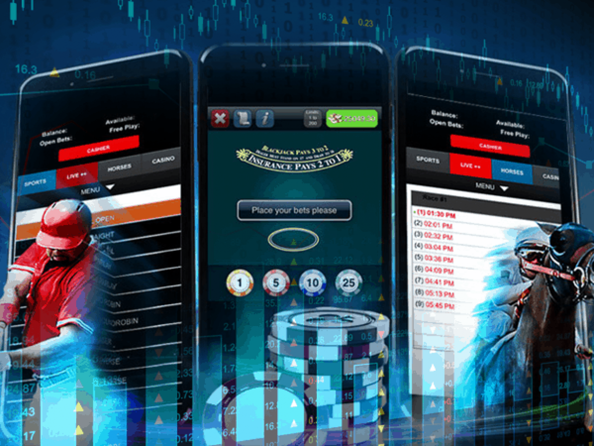 Top 3 Mobile Online Casino Websites